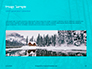 Landscape with Snowy Trees Presentation slide 10