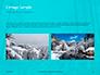 Landscape with Snowy Trees Presentation slide 11