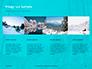 Landscape with Snowy Trees Presentation slide 16
