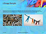 Multi-Colored Plastic Clothespins Presentation slide 11