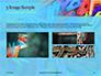 Multi-Colored Plastic Clothespins Presentation slide 12