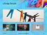 Multi-Colored Plastic Clothespins Presentation slide 13