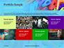 Multi-Colored Plastic Clothespins Presentation slide 17