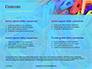 Multi-Colored Plastic Clothespins Presentation slide 2