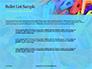 Multi-Colored Plastic Clothespins Presentation slide 7