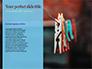 Multi-Colored Plastic Clothespins Presentation slide 9