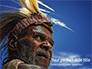 Indigenous Man Presentation slide 1