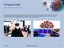Coronavirus 3D Rendering Presentation slide 12