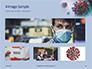 Coronavirus 3D Rendering Presentation slide 13