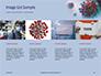 Coronavirus 3D Rendering Presentation slide 16