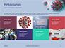 Coronavirus 3D Rendering Presentation slide 17