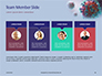 Coronavirus 3D Rendering Presentation slide 18