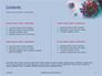 Coronavirus 3D Rendering Presentation slide 2