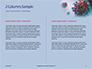 Coronavirus 3D Rendering Presentation slide 5