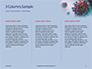 Coronavirus 3D Rendering Presentation slide 6