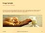 Female Hand Holding Cream Tube Presentation slide 10