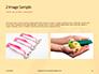 Female Hand Holding Cream Tube Presentation slide 11