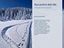 Footsteps in Snow Presentation slide 9