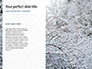 Alone Tree on a Winter Field Presentation slide 9